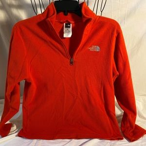 Boy's Northface Fleece Pullover